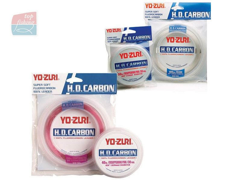 Fluorocarbone HD Carbon Cristal