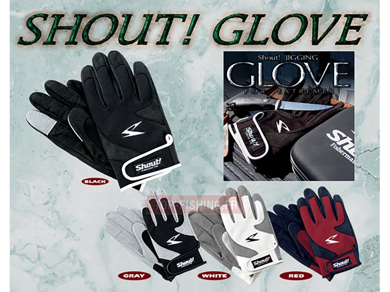 Gant Shout Glove White