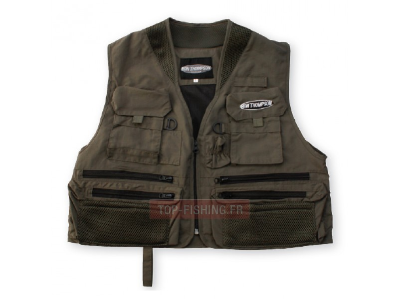 Gilet Ron Thompson Ontario Fly Vest