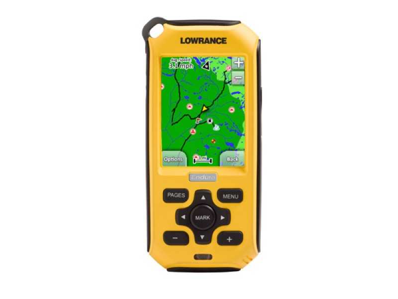 GPS portable Endura Outback