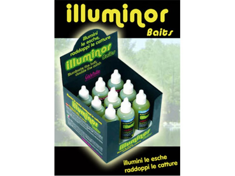 Illuminor Baits attractant