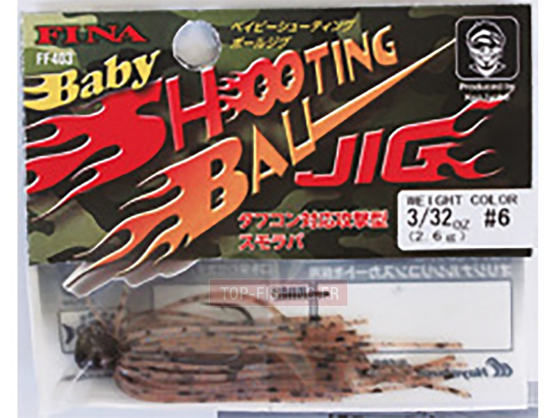 Jig Hayabusa Baby Shooting Ball FF403 - 1.8 gr