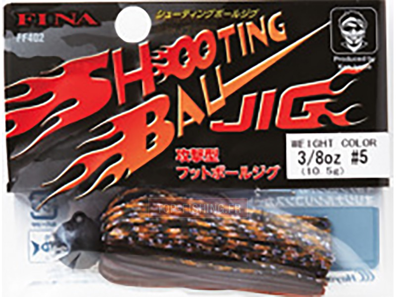 Jig Hayabusa Shooting Ball FF402- 7 gr