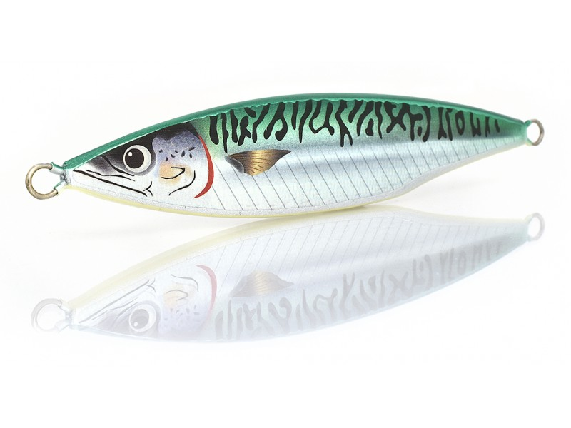 Leurre Fish Tornado Real Mackerel Jig 40g