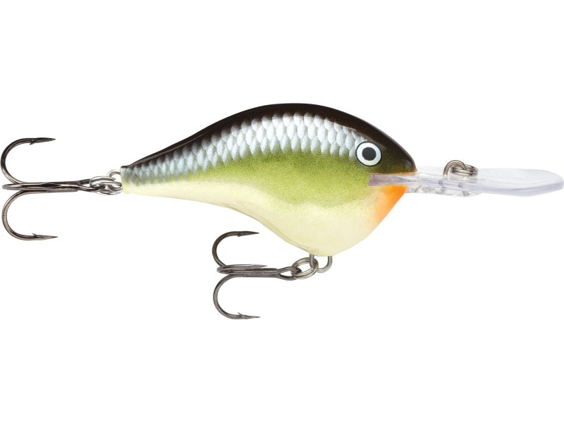 Leurre Rapala (Dives-To) Series DT04 50mm