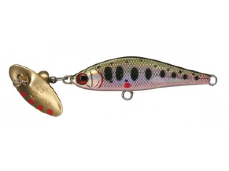 Leurre Smith AR-HD Minnow HS 45mm