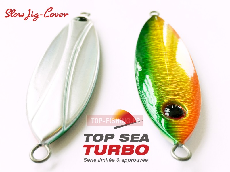 Leurre Top Sea Turbo Slow Jig-Lover