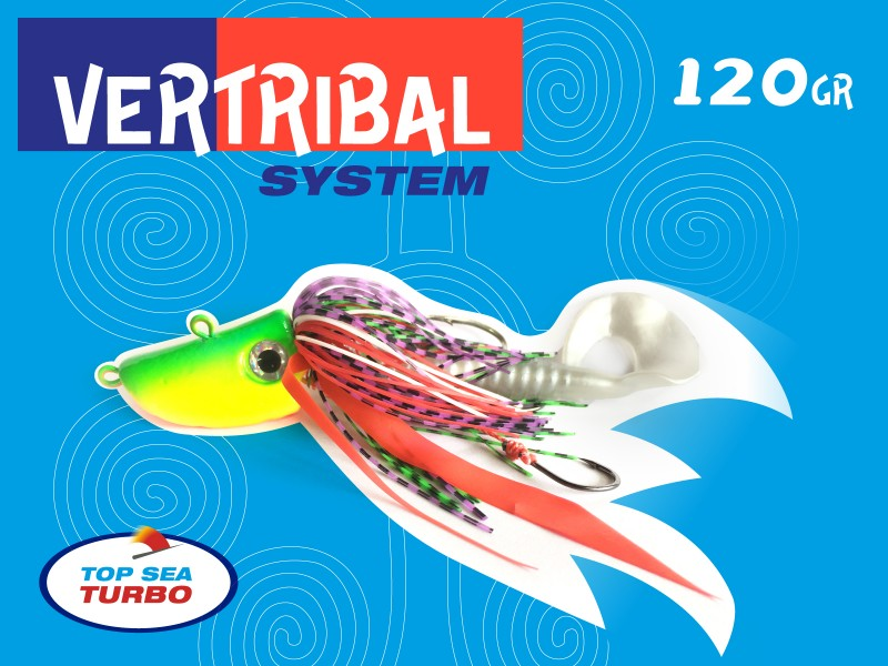 Vue 5) Madaï Top Sea Turbo Vertribal System