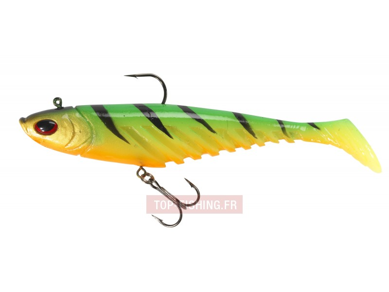 Leurres Berkley Prerigged Giant Ripple - 200 mm