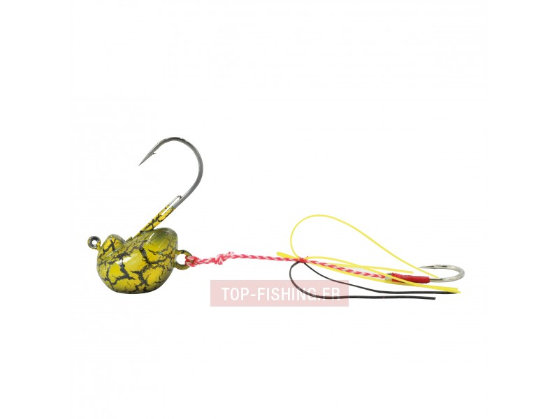 Vue 5) Tenya Explorer Tackle Magic Deep 50g Sparidés