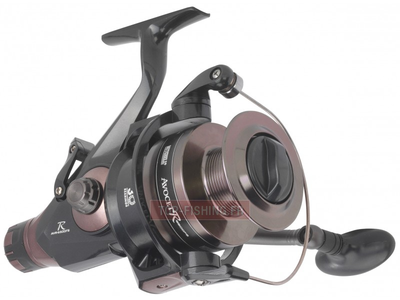 Vue 2) Moulinet Mitchell Avocet R Free Spool