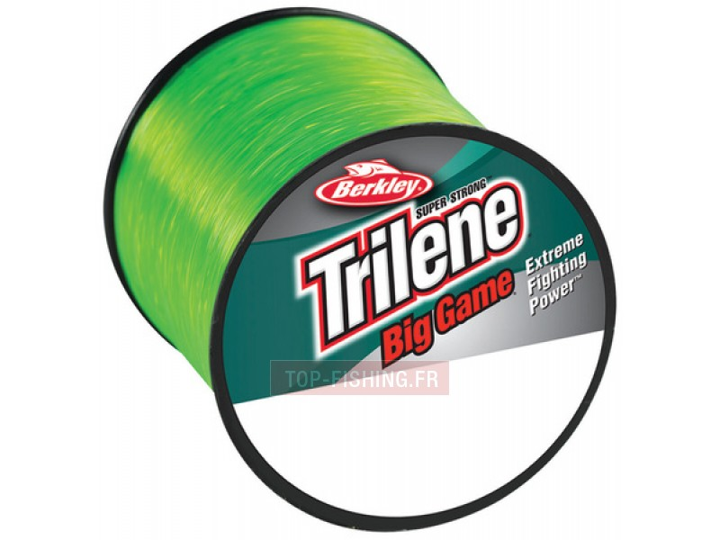 Nylon Berkley Trilene Big Game - Solar