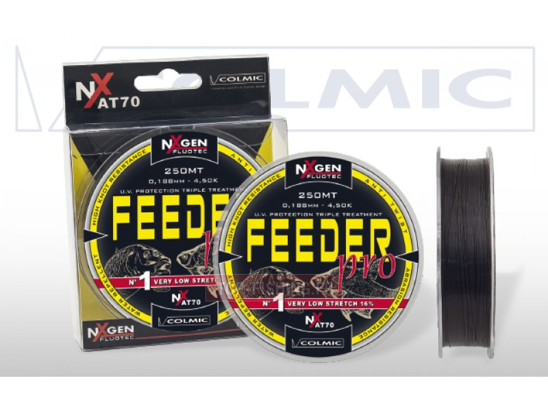 Nylon NXgen Fluotec AT70 Feeder Pro - 250 m