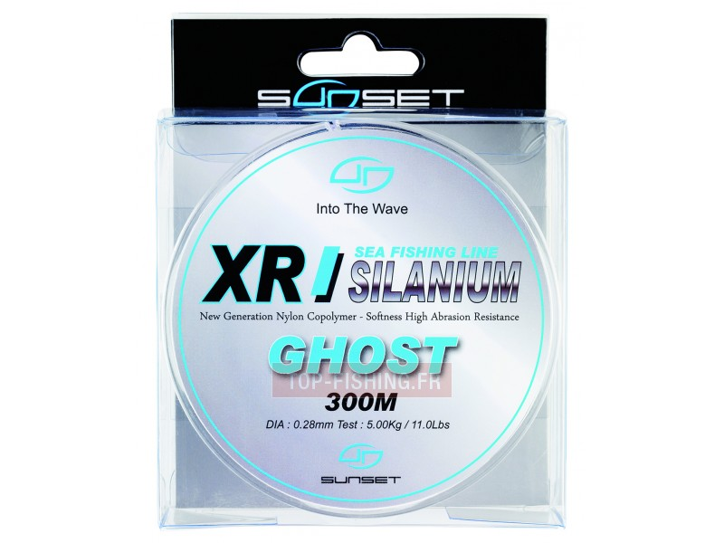 Nylon Sunset XR Silanium Ghost - 300 m