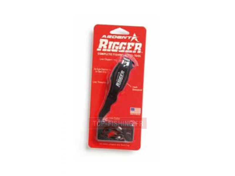 Outil Multifonction Ardent Rigger