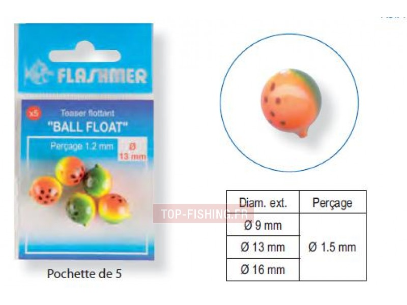Perle Flottante Ball'float Flashmer