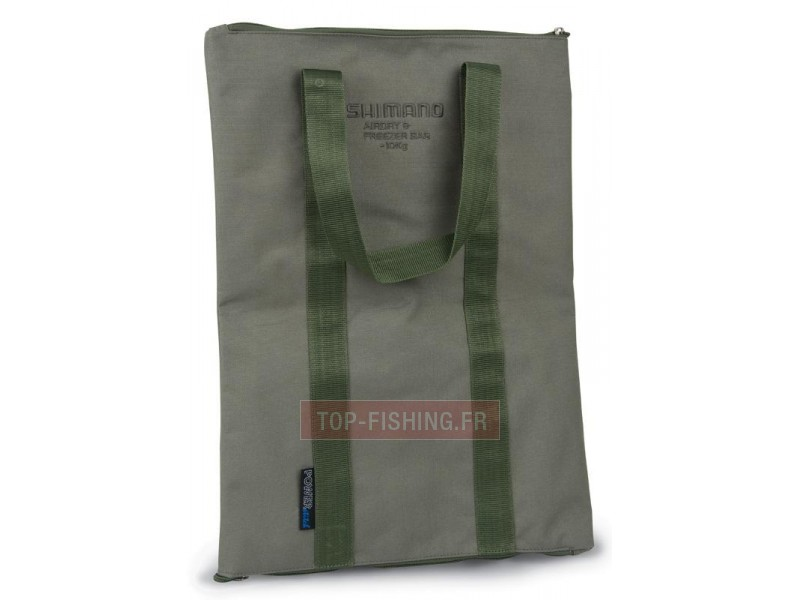 Sac à Bouilette Olive Shimano Isotherme
