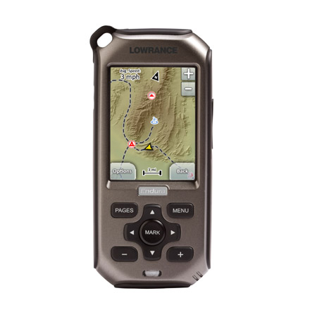 GPS portable Endura SAFARI