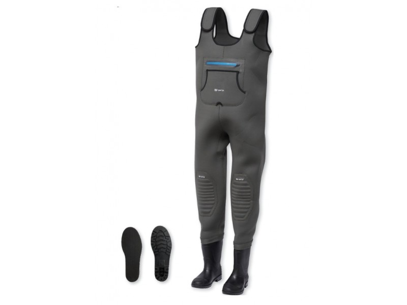 Salopette Ron Thompson Break-Point Neoprene Wader W/Felt Sole
