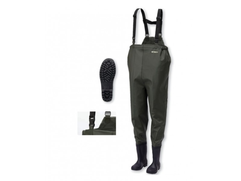 Salopette Ron Thompson Ontario V2 Chest Waders