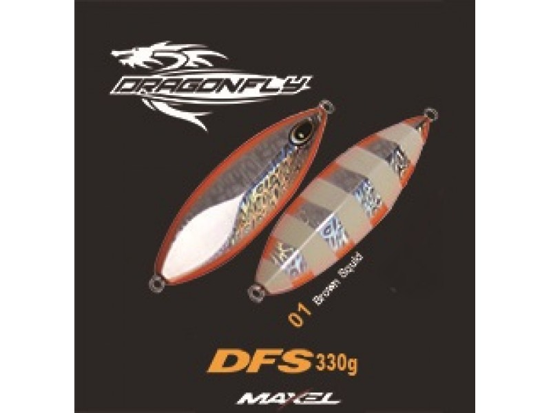 Slow Jig Maxel Dragonfly 330g