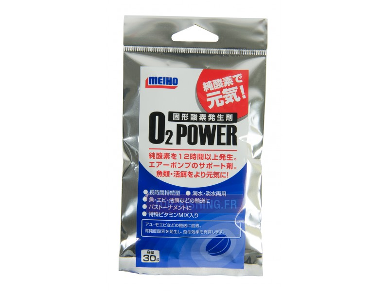 Solid Oxygen Meiho O2 Power