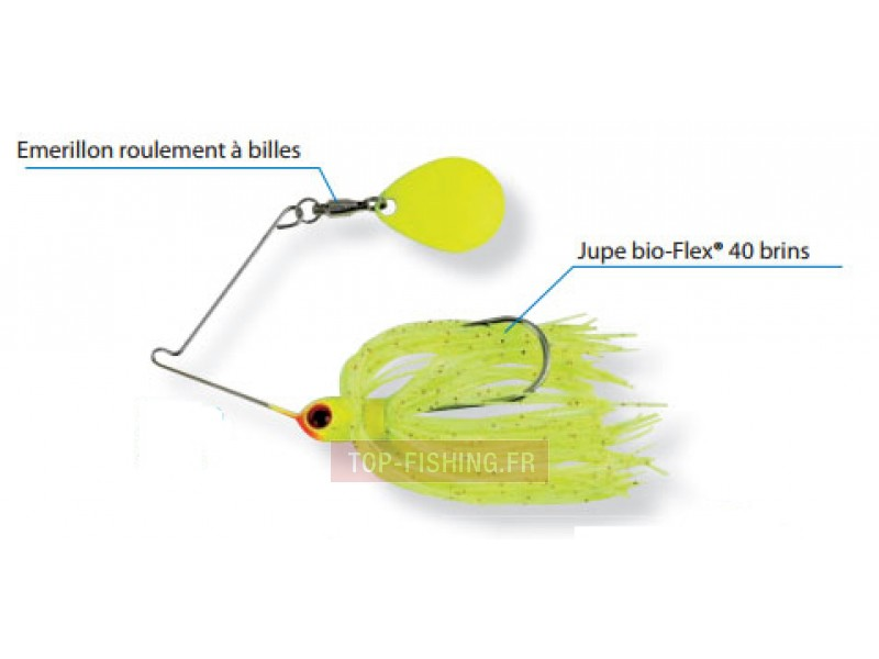 Spinnerbait Booyah Micro Pond Magic - 3.5 gr