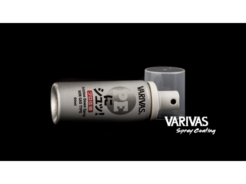 Varivas spray coating