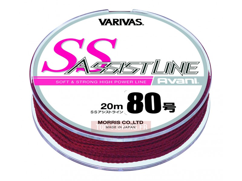 Varivas SS Assist Line Jigging - 20 m