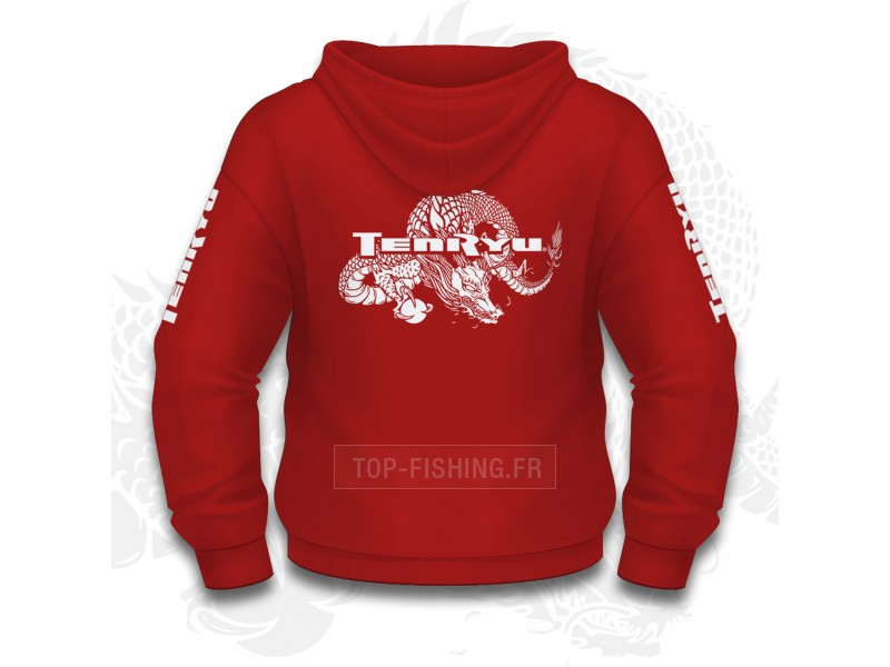 Sweat ZIP Tenryu Rouge