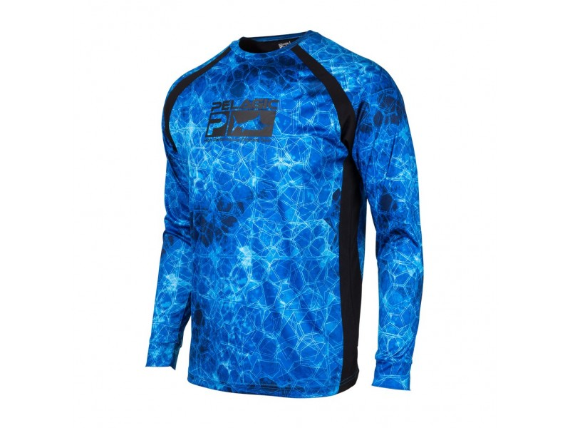 T-Shirt Pelagic Vaportek Hexed