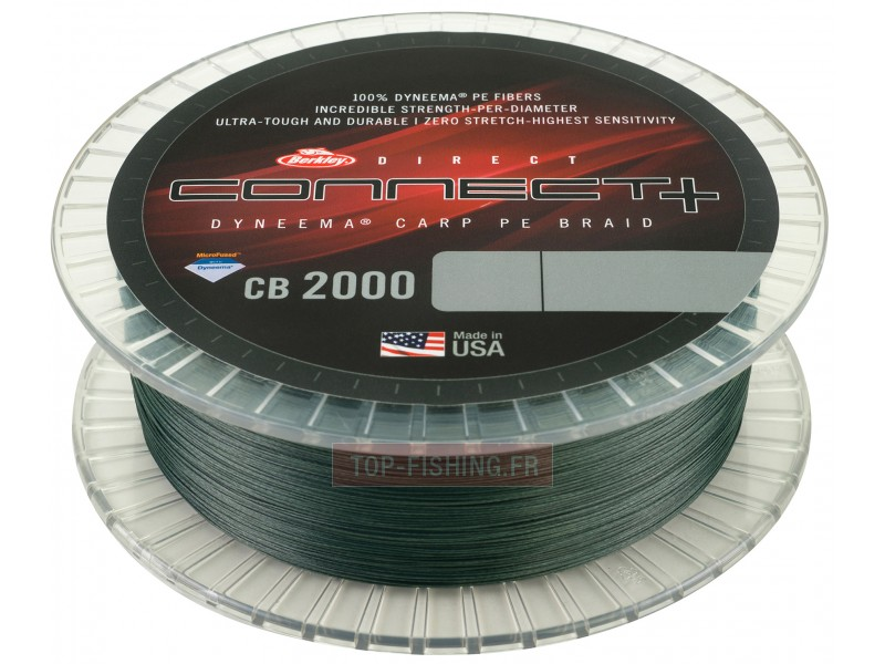 Tresse Berkley Direct Connect CB2000 - 900 m