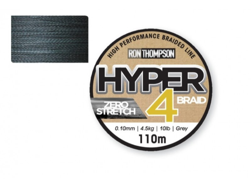 Tresse Ron Thompson Hyper 4-braid 110m