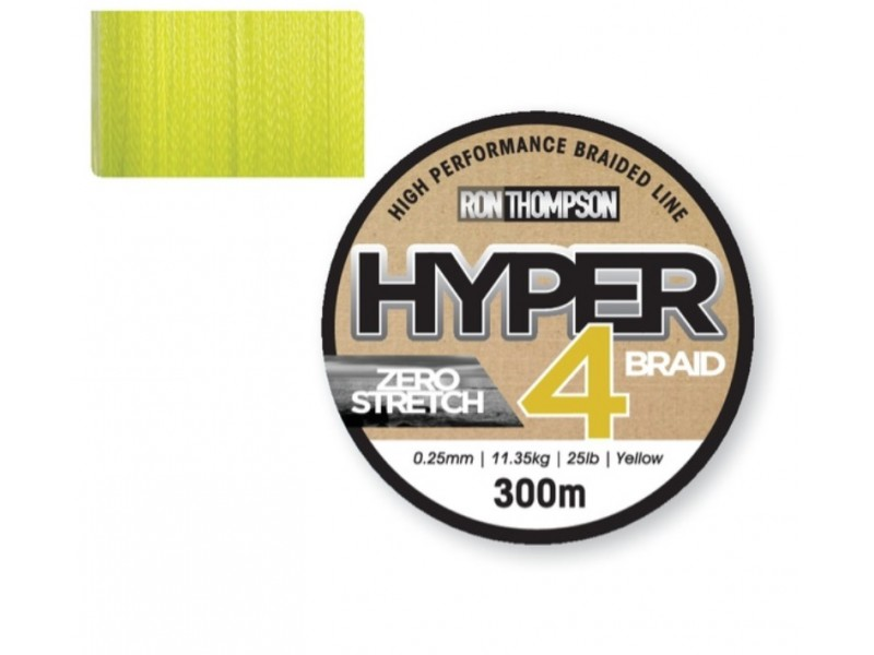 Tresse Ron Thompson Hyper 4-braid 300m
