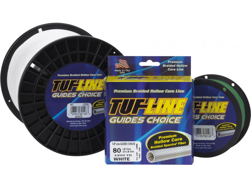 Tresse Tuf Line 16 brins Guide Choice
