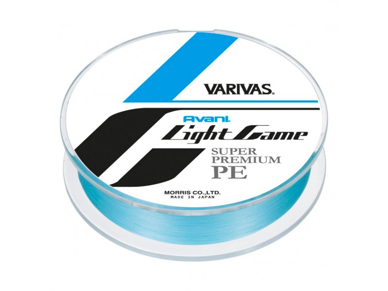 Tresse Varivas Avani Light Game 100m