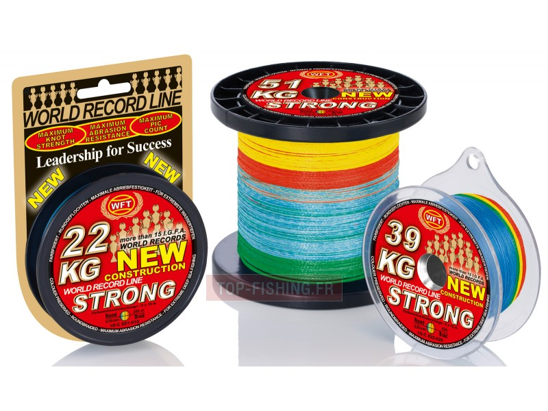 Fil d/'acier tresse FLASHMER pour la peche Braided steel wire for fishing New