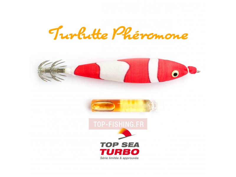 Turlutte Top Sea Turbo Phéromone