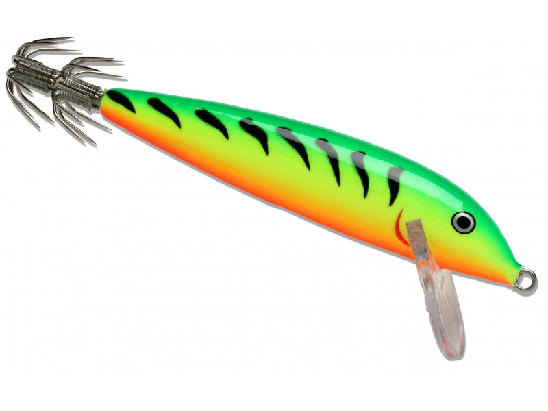 Turlutte Rapala Countdown Squid 90mm