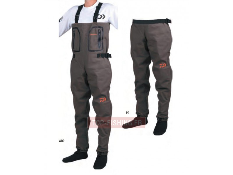 Waders Daiwa Respirant 4 couches