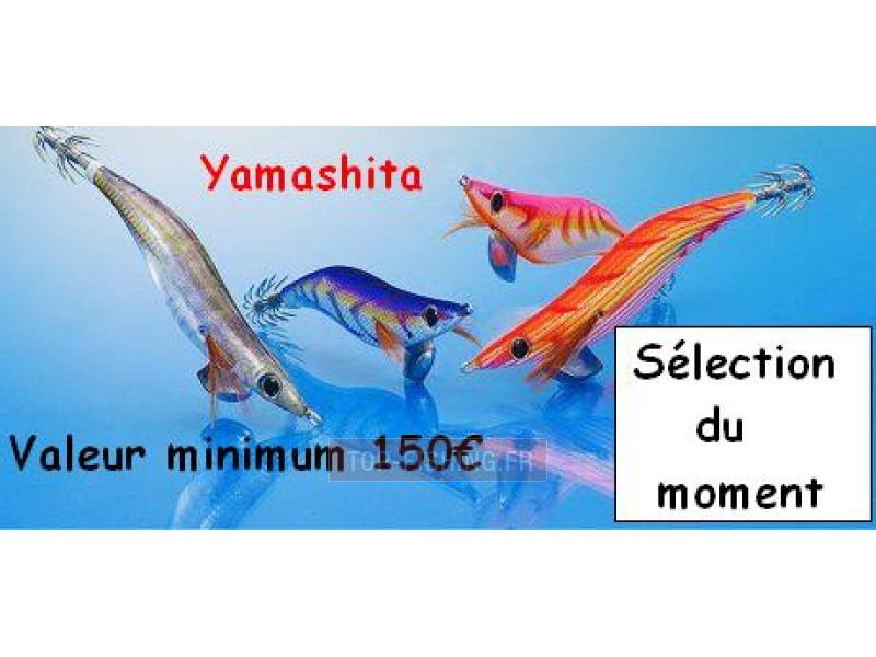 Sélection Top Fishing Yamashita