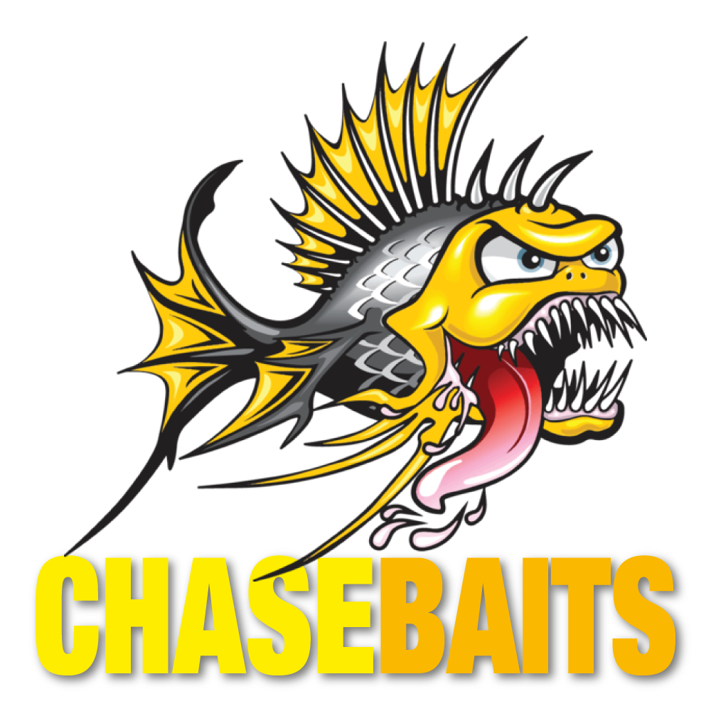 Logo de la marque Chasebaits - Inspire by the chase
