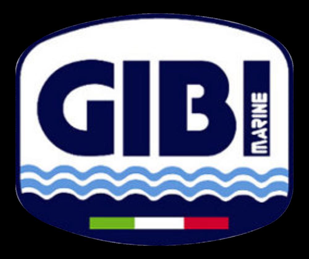 Logo de la marque Gibi inox - Le top du top de l\'acier inoxydable pour l\'accastillage et la pêche