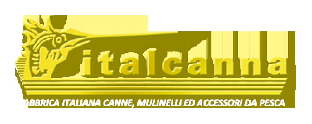Logo de la marque Italcanna - Des cannes à pêche de prestige pour toutes les techniques.