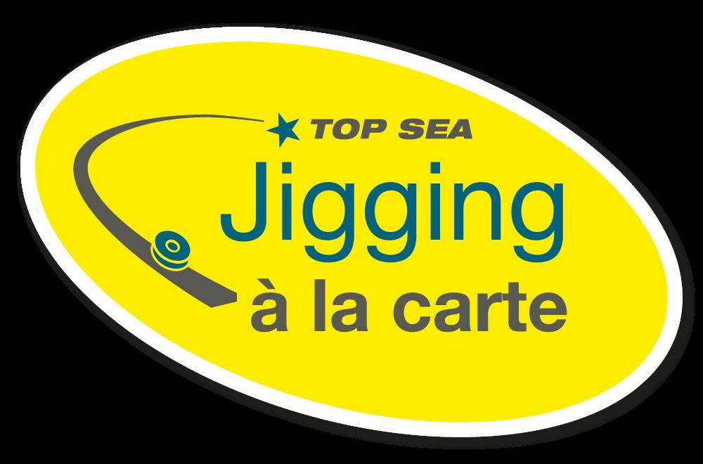 Logo de la marque Jigging à la Carte - Jigging à la Carte