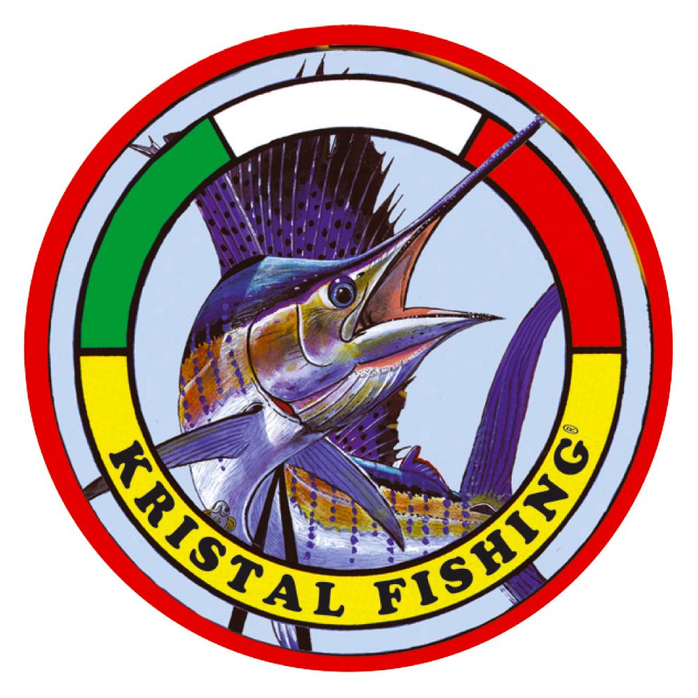 Logo de la marque Kristal Fishing - N°1 mondial de la pêche dans les grands fonds