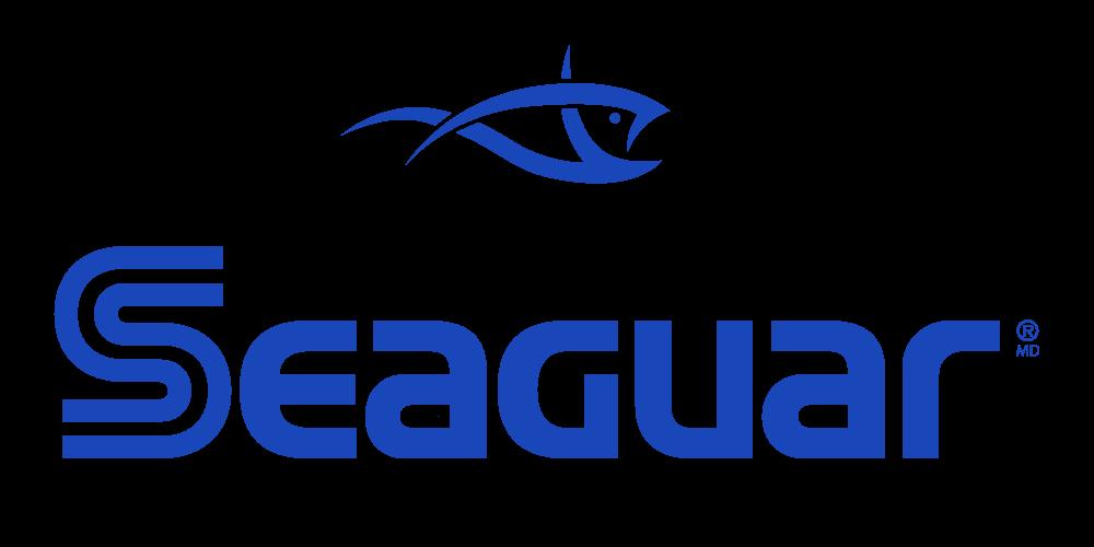 Logo de la marque Seaguar - Le fluorocarbone le plus resistant au monde