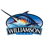 Logo de la marque Williamson - World Class Saltwater Fishing Tackle!!