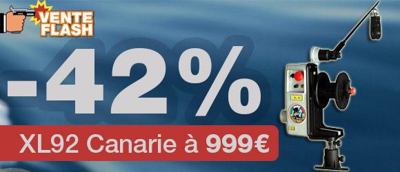 XL 92 Canarie à -42%