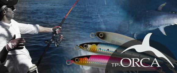 L'Orca Tuna un lipless minnow doté d'une triple action
